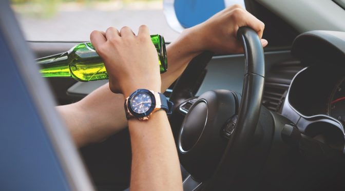 Alcool au volant : sanctions encourues