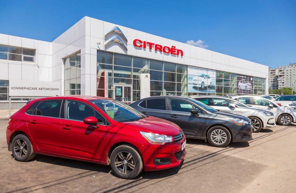 voiture marque Citroën avantages